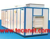 净化空调机组和组合式过滤箱