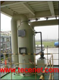 洗涤塔,苏州废气处理