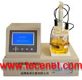 WS-2100型微量水分测定仪