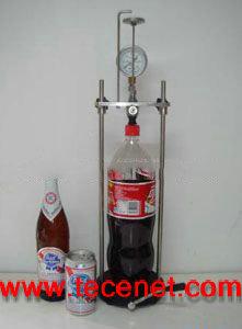 PE瓶二氧化碳测定仪(压力测定仪)