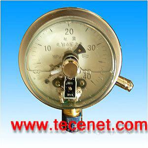 YTNX耐震电接点压力表