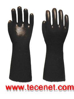 PVC耐油耐酸碱手套
