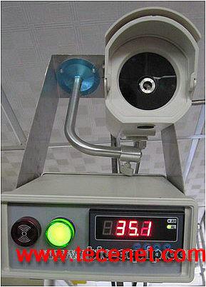 门式红外人体测温仪