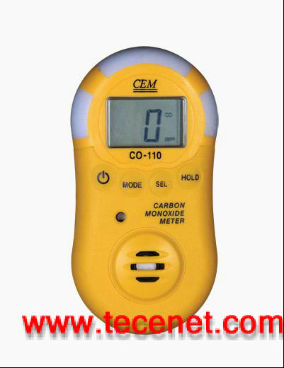 CEM华盛昌一氧化碳监测仪CO-110