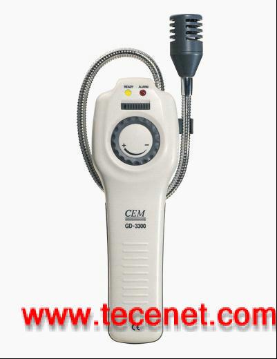 CEM华盛昌易燃气体漏气测试仪GD-3300