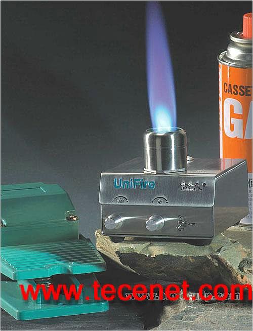 自动电子火焰灭菌