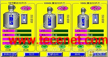 发酵自动控制系统