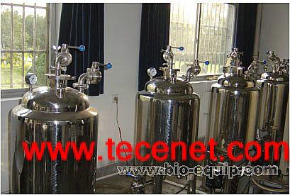 实验室啤酒发酵系统