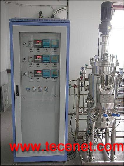全自动机械搅拌发酵罐