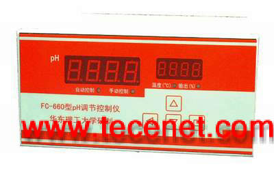 pH控制仪表, pH变送器