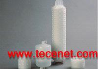聚四氟乙烯膜(PTFE)--折叠筒式滤芯