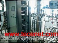 不锈钢机械搅拌发酵罐