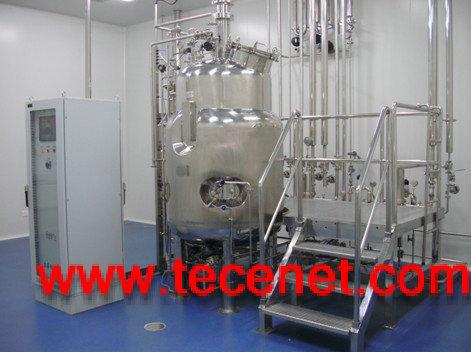 6000B型700L不锈钢发酵罐