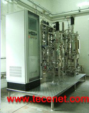 6000B型30+100L发酵罐
