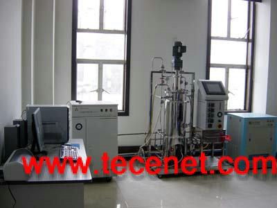 实验室全自动玻璃磁力搅拌发酵罐