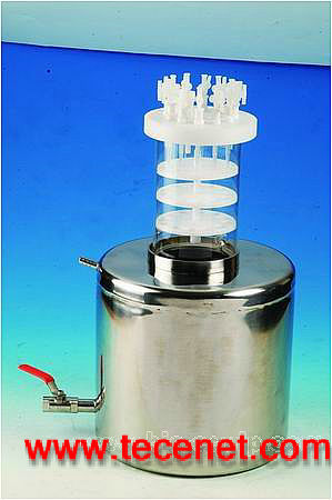 HSE-12C不锈钢大容量固相萃取仪