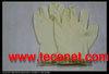 一次性检查用乳胶手套 有粉乳胶检查手套