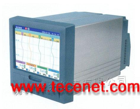 VX600R彩屏无纸记录仪