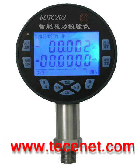 SDTC208压力校验仪