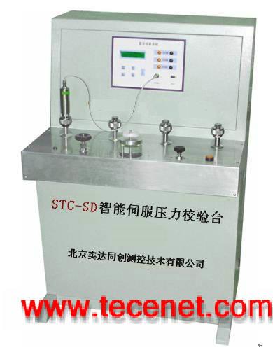 SDTC-6003智能伺服压力校验台