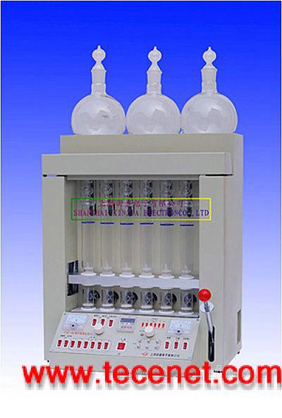 粗纤维测定仪  自动双重蒸馏水器