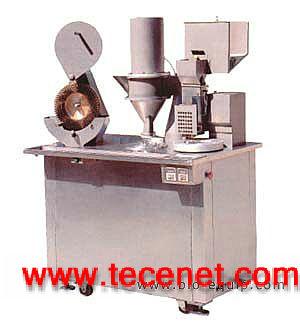 胶囊药粉自动充填机,小型半自动胶囊填充机