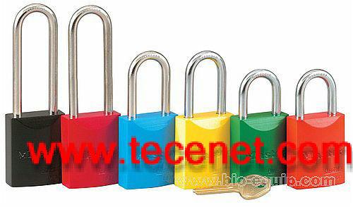 铝合金安全锁
