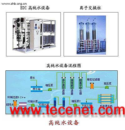反渗透加电去离子装置(RO+EDI)