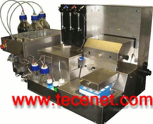 Propel片段流化学反应系统