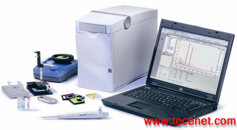 Agilent 2100 Bioanalyzer生物芯片分析系统