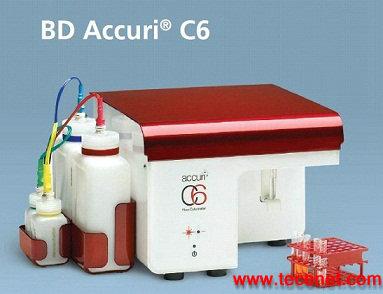 BD Accri C6个人型流式细胞仪