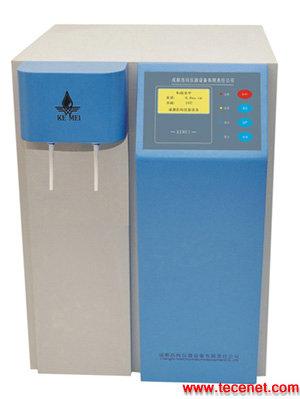 实验室超纯水机  超纯水仪   超纯水器