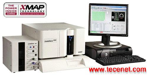 多功能液相芯片分析平台Luminex200