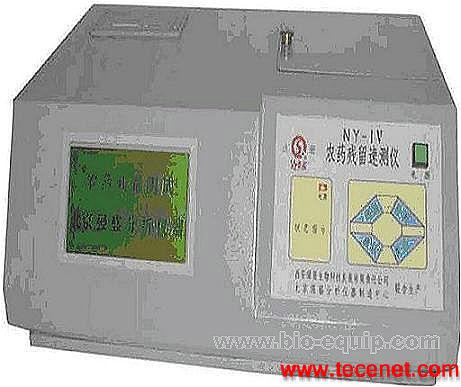 NY-Ⅳ型农残速测仪