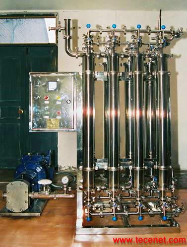 平板卷式膜超滤设备