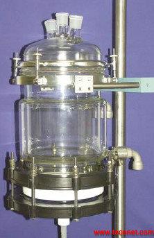 进口蒂姆DIEHM过滤反应釜,玻璃反应釜