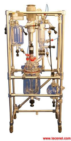 进口蒂姆DIEHM公斤级反应釜,玻璃反应釜
