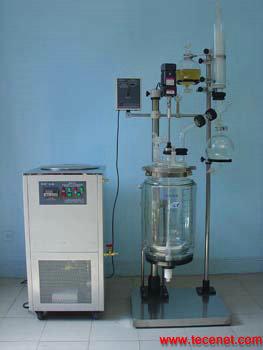 SF2L-100L双层玻璃反应釜