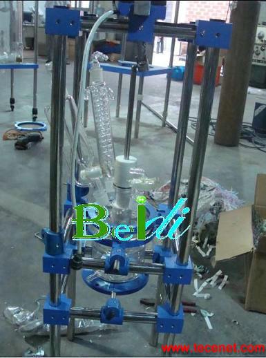 南京250ml玻璃反应釜