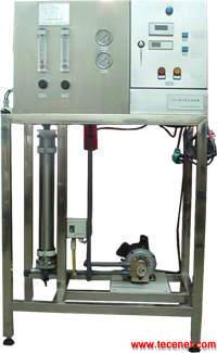 膜分离装置(纳滤、反渗透中试机)