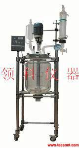 防爆双层玻璃反应釜EXSF