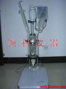 双层玻璃反应釜(器)S212-5L