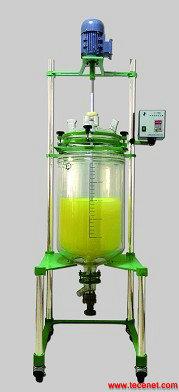 10L,20,30,50L玻璃反应器特价