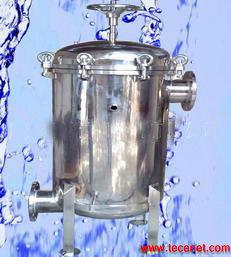 大流量袋式过滤器东莞 液体过滤器东莞