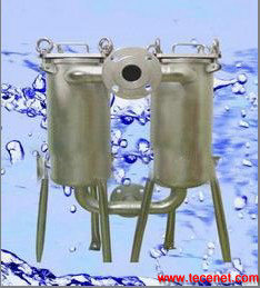 双联过滤器深圳 液体袋式过滤器深圳