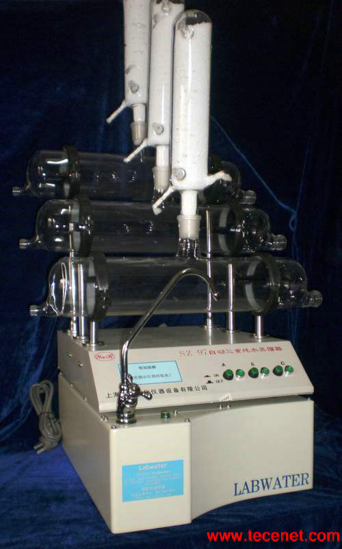 自动石英蒸馏水器