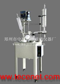 郑州单层玻璃反应釜 1L~100L