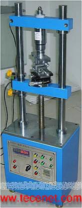 立式插拔力试验机/插拔力寿命试验机