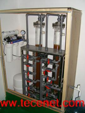 实验室去离子水设备 蒸镏水设备