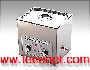 数码型全不锈钢超声波清洗机PS-40A